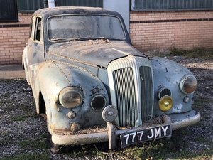 Picture of 1956 Daimler Conquest Century Mk III For Sale by Auction