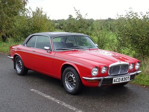 Picture of 1978 Daimler Double Six Coupe For Sale by Auction