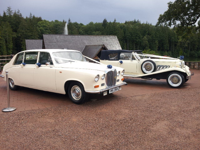 1981 Daimler DS420 Wedding Limo and Beauford For Sale (picture 3 of 4)