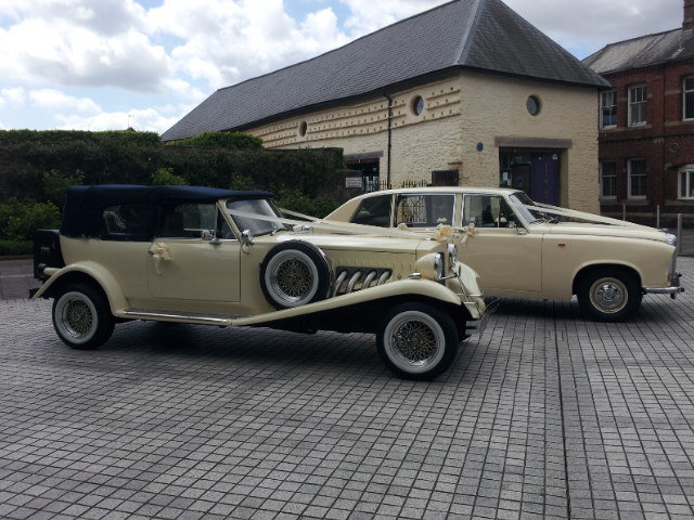 1981 Daimler DS420 Wedding Limo and Beauford For Sale (picture 4 of 4)