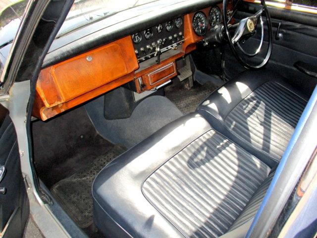 JAGUAR DAIMLER 250 V8 RHD AUT. (1969) RESTORED IN 2000 For Sale (picture 3 of 6)