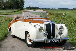 Picture of 1951 Daimler DB18 Special Sport Barker For Sale