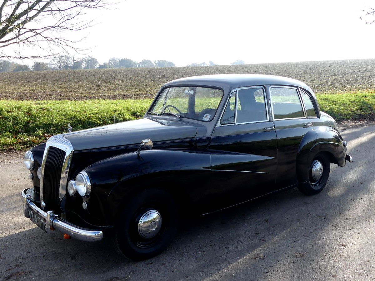 1955 Daimler Conquest For Sale (picture 1 of 6)