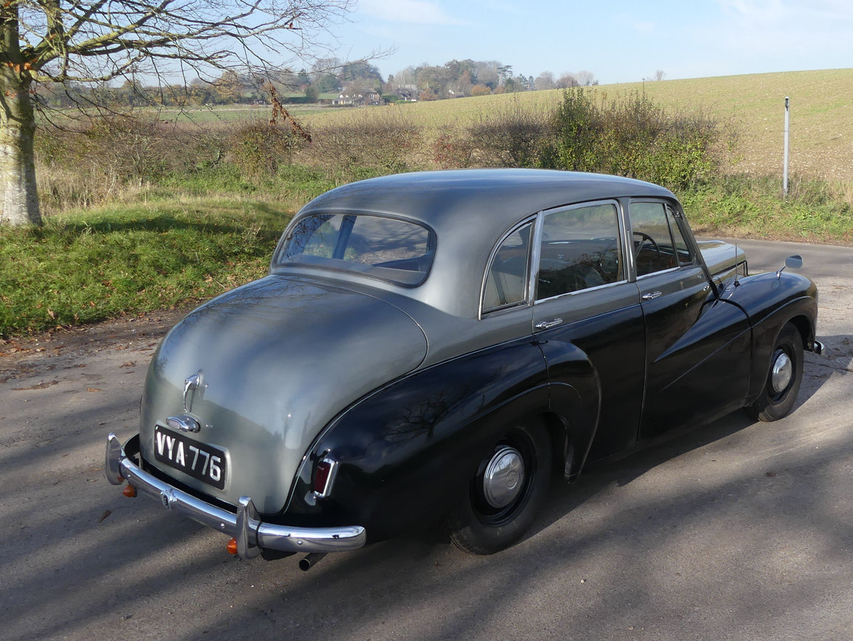 1955 Daimler Conquest For Sale (picture 3 of 6)