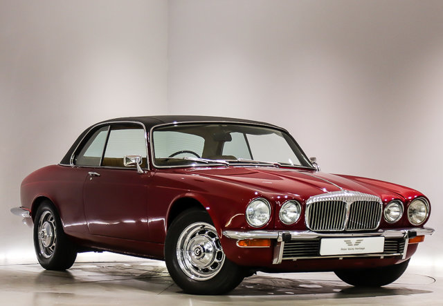 1976 A Rare Sovereign Pillarless Coupe - Extensive History File For Sale (picture 1 of 6)