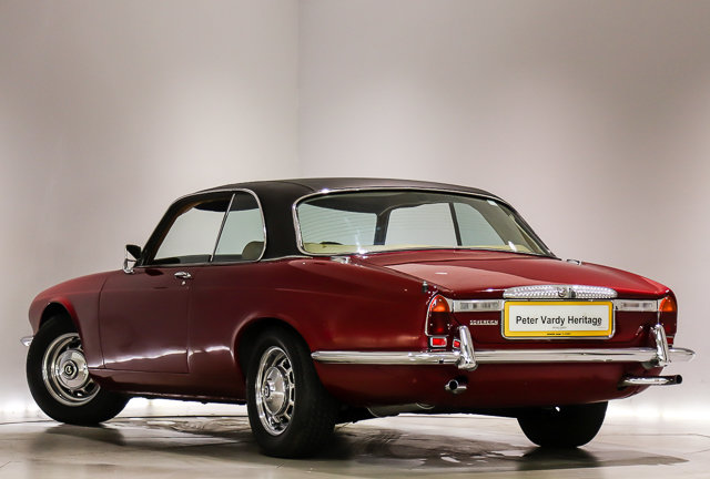 1976 A Rare Sovereign Pillarless Coupe - Extensive History File For Sale (picture 2 of 6)