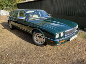 Picture of Daimler Double Six Majestic V12  13k  miles  1997 R reg For Sale