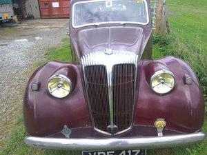 Daimler DB18 Consort 1951