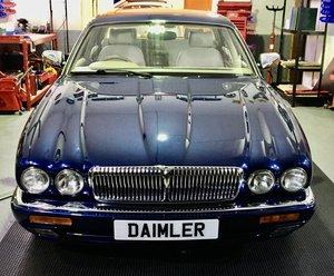 Daimler Six 4.0 LWB Auto - Show Winner! - 36k Miles