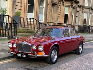 DAIMLER SOVEREIGN 4.2 Series 1 - 2 Owners - Just 38K Miles !