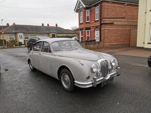 Daimler 250 V8 1965 - To be auctioned 26-03-21