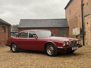 Picture of 1979 Daimler Sovereign 4.2 Series III. Last Owner 32 Years. SOLD