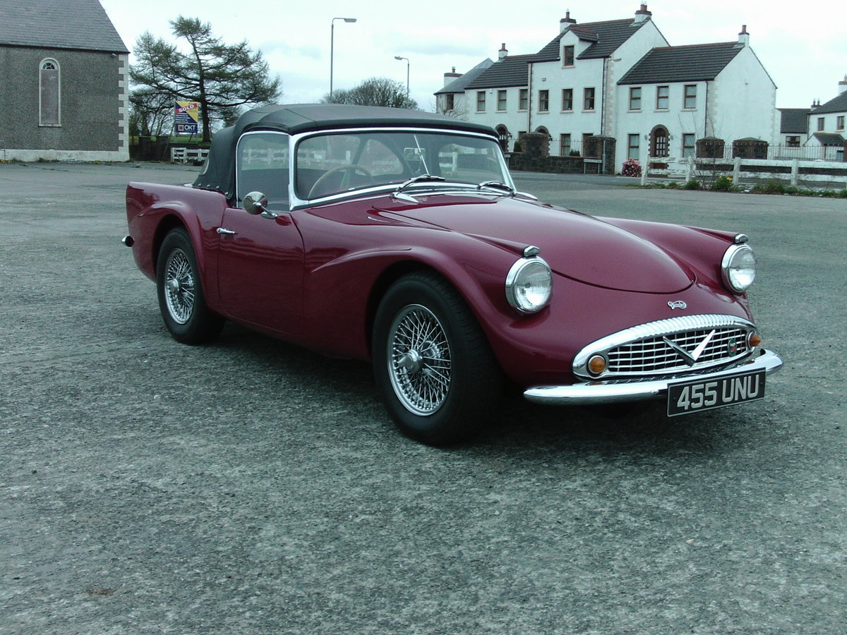 Picture of 1961 Daimler Dart SP250     SOLD For Sale