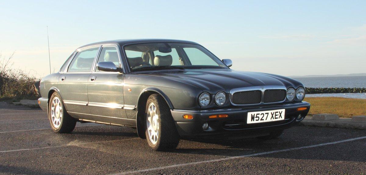 Daimler Super V8, MY2000 , updated engine, 4 seats
