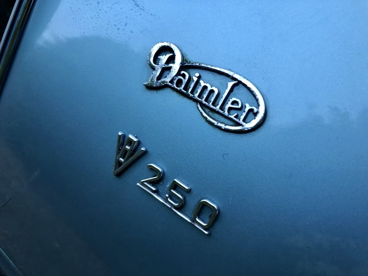 1969 Daimler 250 V8 For Sale (picture 4 of 12)