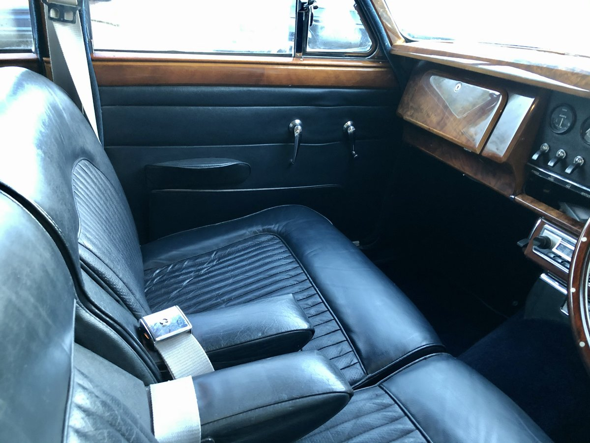1969 Daimler 250 V8 For Sale (picture 12 of 12)