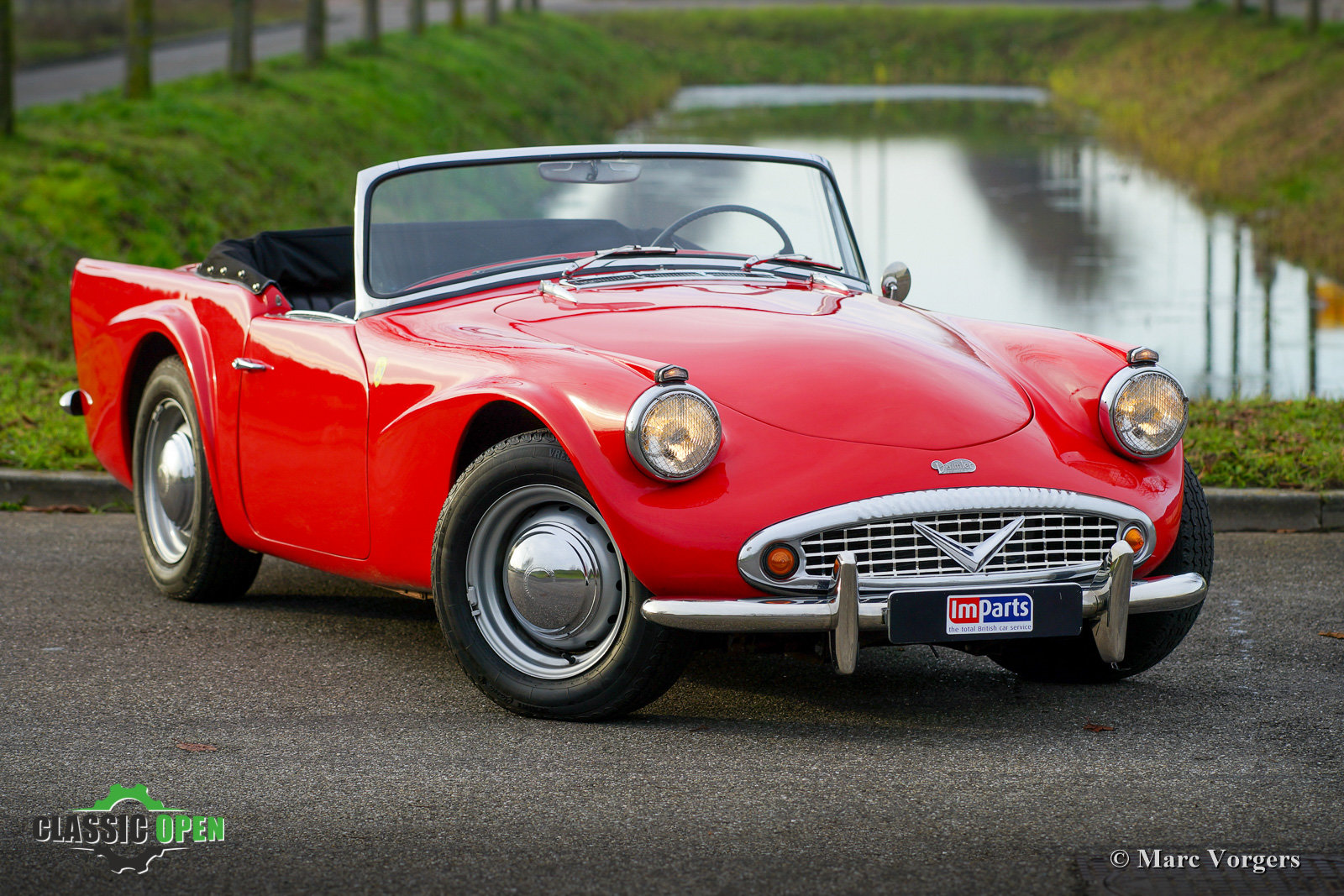 Very nice Daimler SP250 V8 from 1962 (LHD) For Sale (picture 6 of 12)