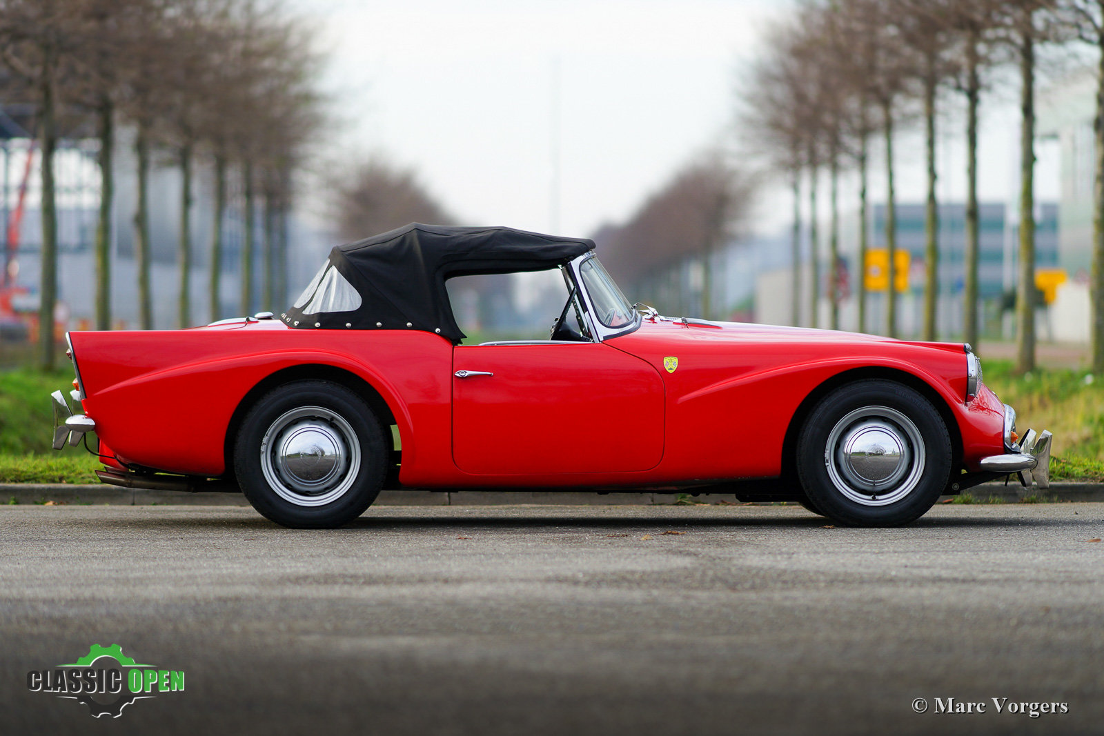 Very nice Daimler SP250 V8 from 1962 (LHD) For Sale (picture 9 of 12)