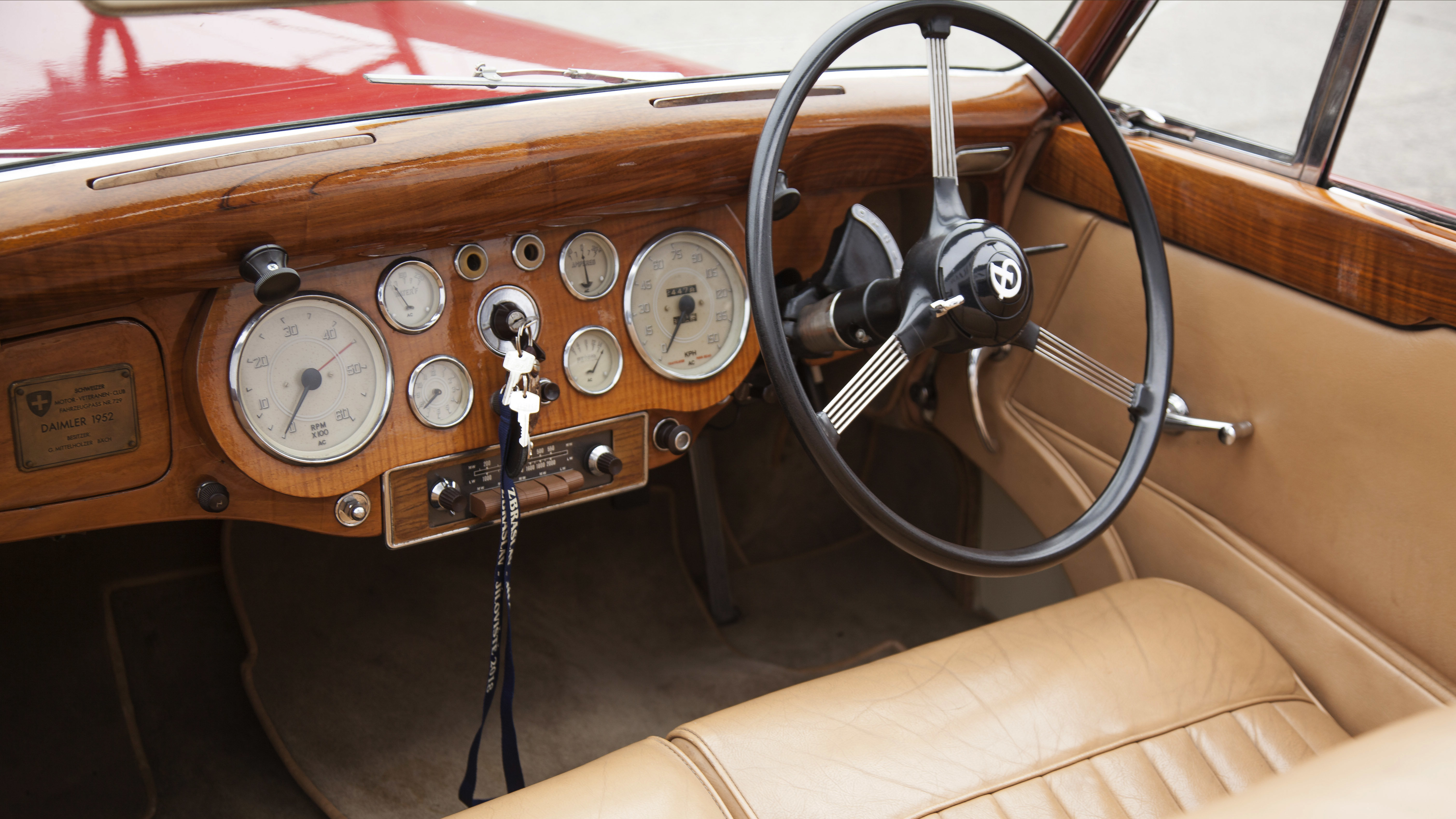 1952 Daimler DB18 Sports Special convertable For Sale (picture 4 of 12)
