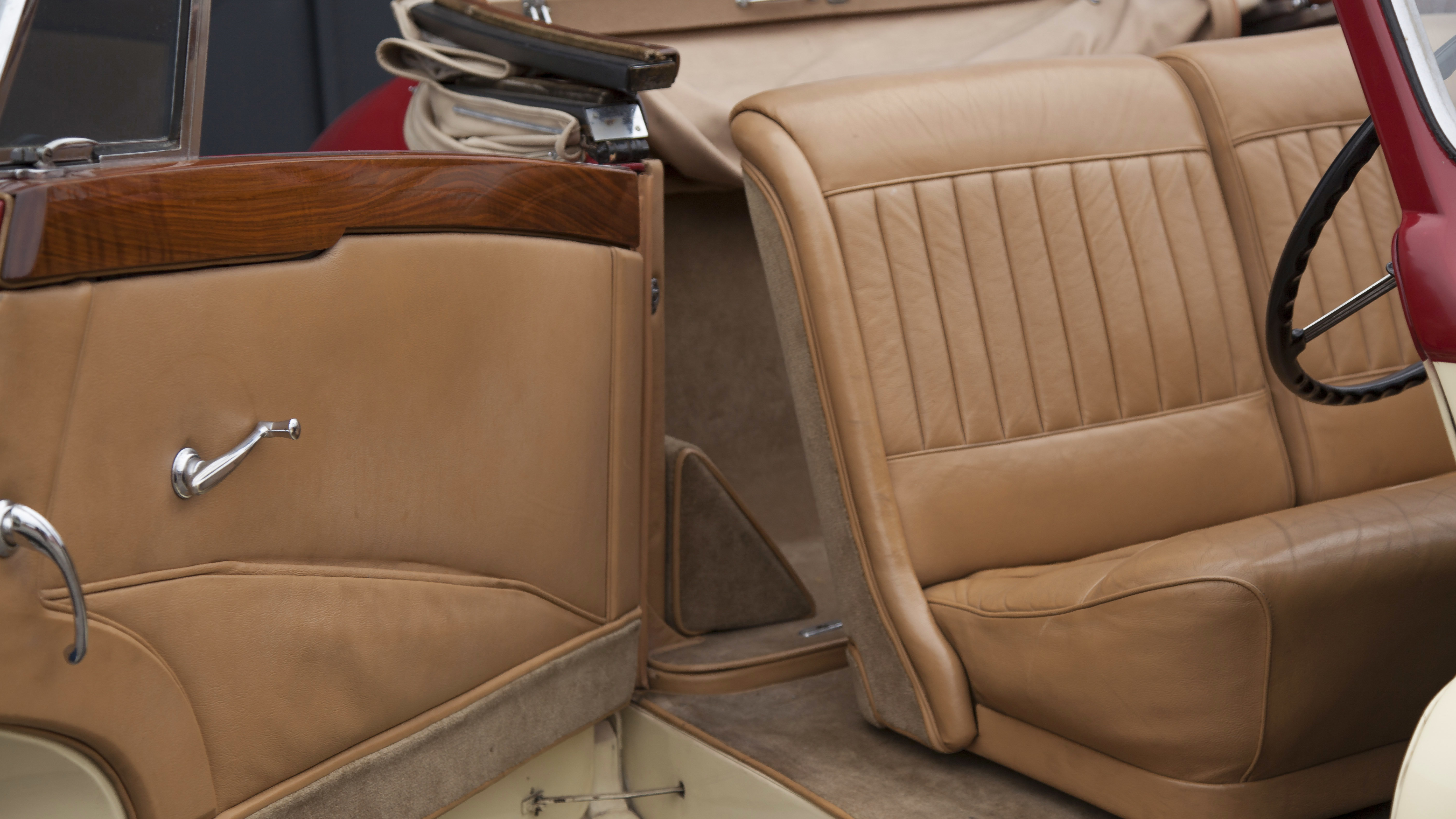 1952 Daimler DB18 Sports Special convertable For Sale (picture 6 of 12)