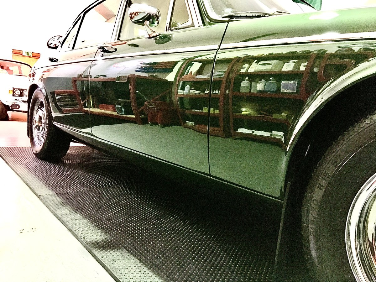 1973 Series 1 Daimler Double Six Vanden Plas - Only 14K Miles!!!l For Sale (picture 8 of 12)
