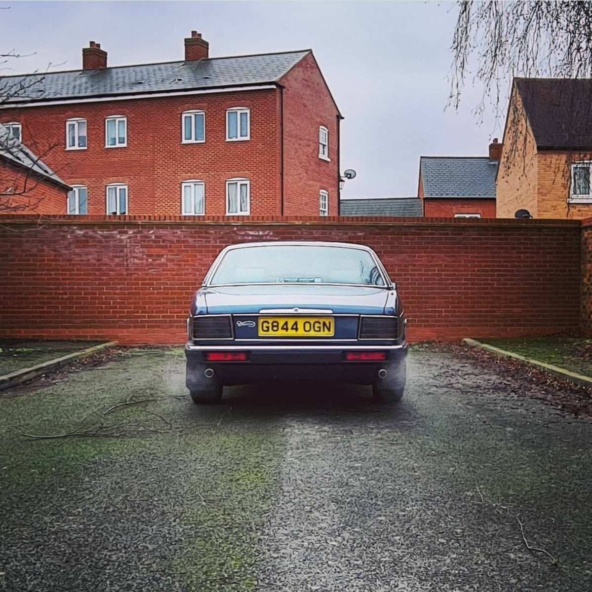 1990 *MINT*       Jaguar daimler xj40 - 4.0 - rust free For Sale (picture 4 of 5)