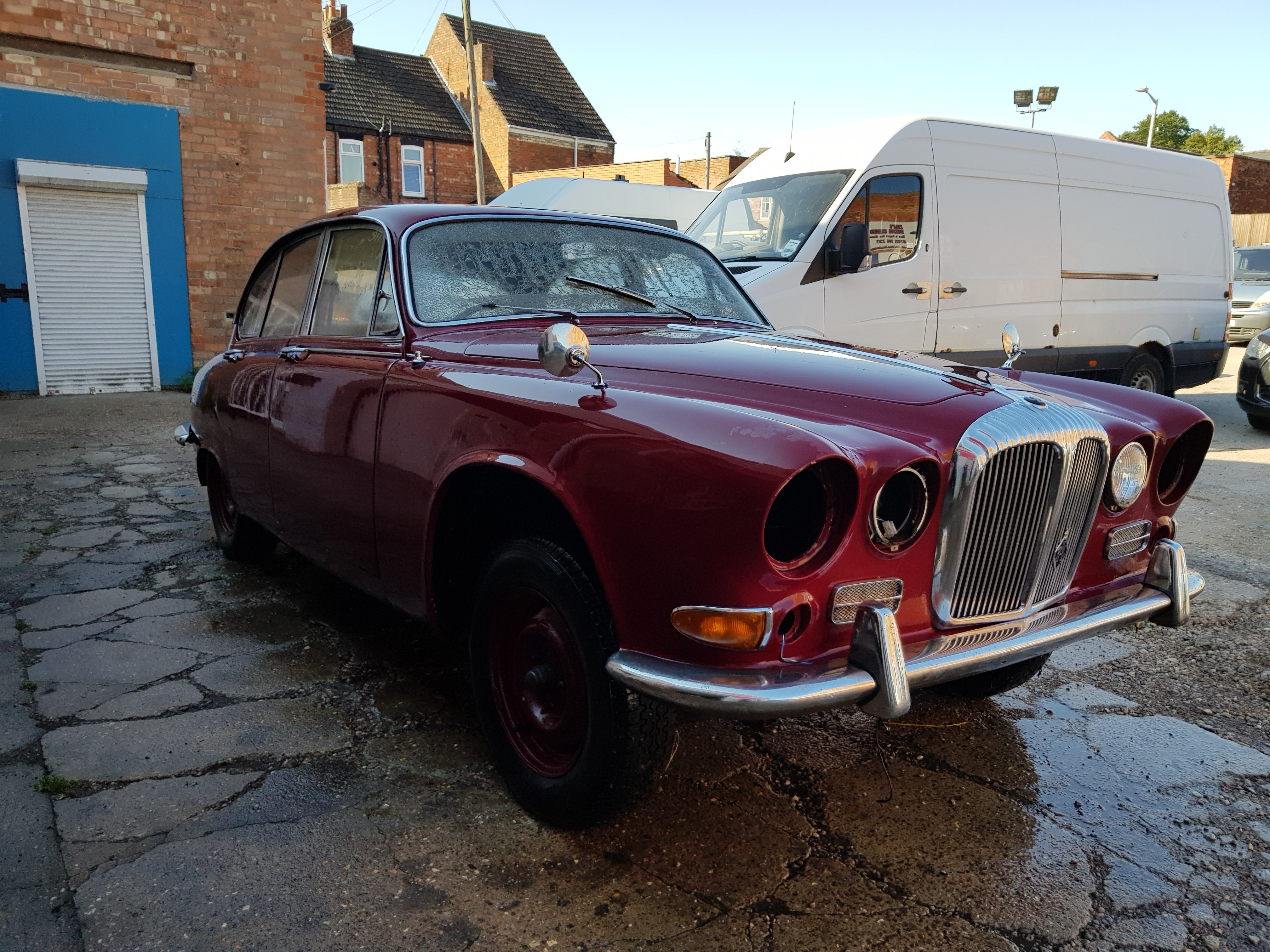 Picture of 1969 420 Sovereign Needs finishing