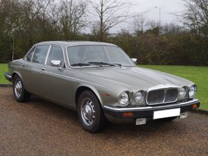 Picture of 1981 Daimler Double Six VP LHD at ACA 13th and 14th February For Sale by Auction
