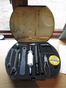 Original Early Type Tool Kit