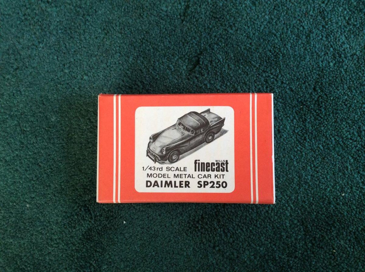 SP 250 FINECAST Model Métal Car Kit For Sale (picture 1 of 5)