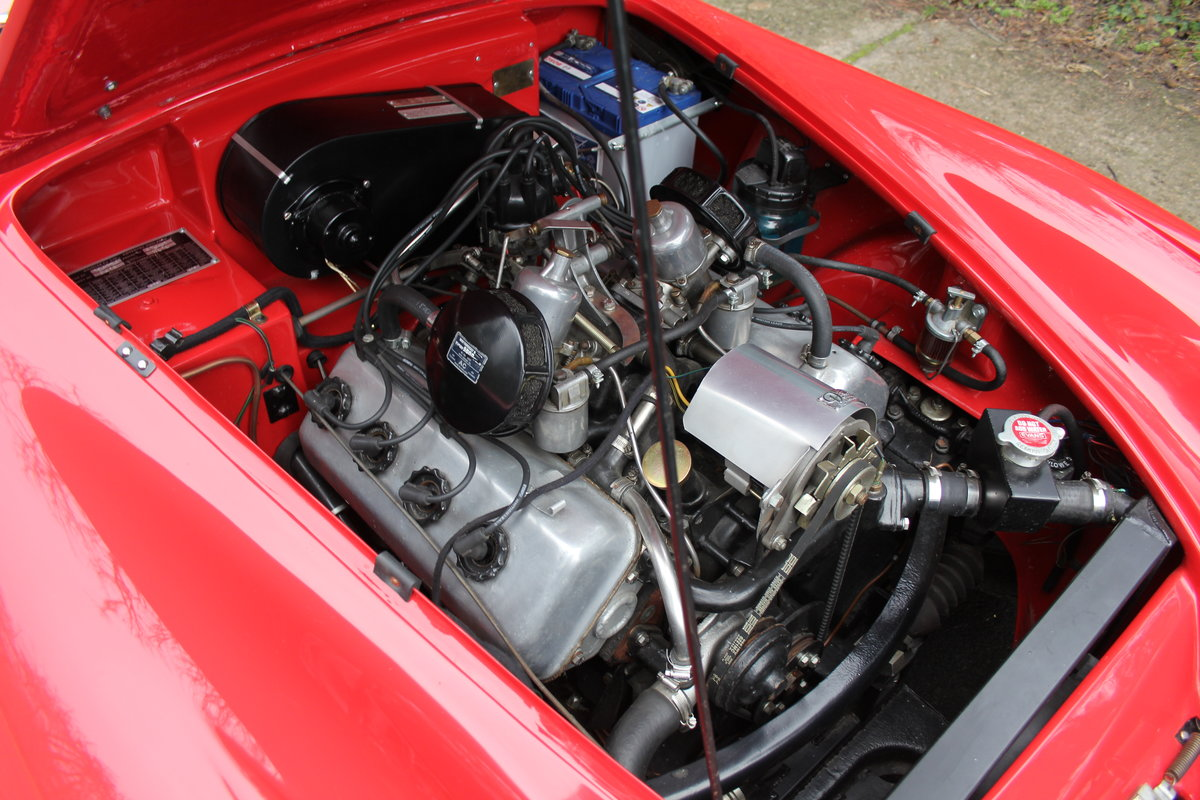 1963 Daimler Dart - Ex Royal Family + Prominent Journalist's Car For Sale (picture 16 of 17)