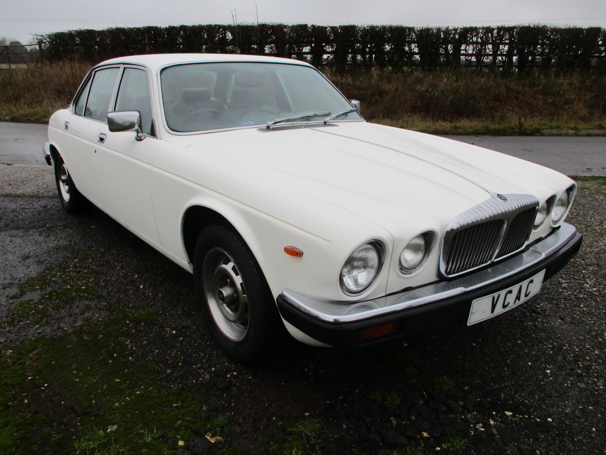 1981 Daimler Sovereign Series three 4.2 Automatic For Sale (picture 1 of 10)