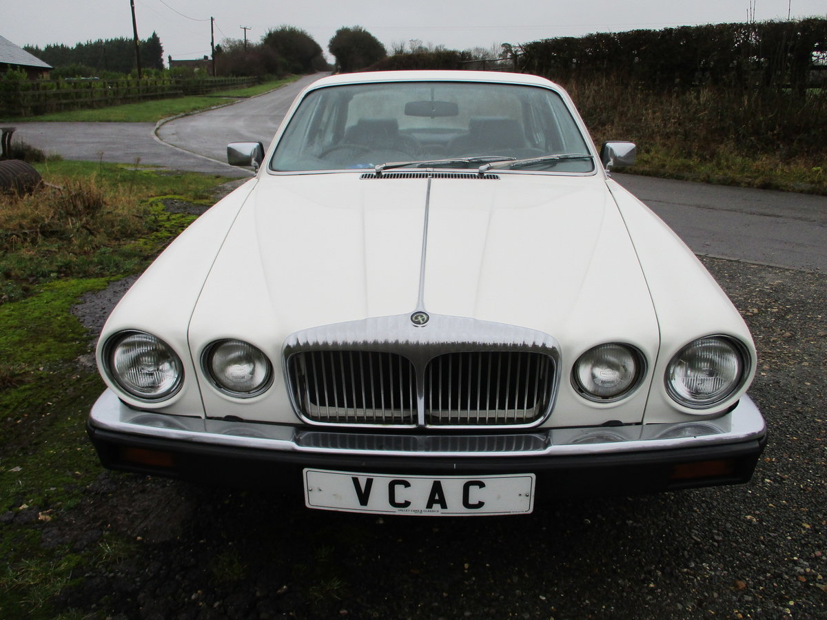 1981 Daimler Sovereign Series three 4.2 Automatic For Sale (picture 3 of 10)
