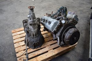 Picture of 1965 Daimler V8 250 engine and automatic gearbox For Sale by Auction