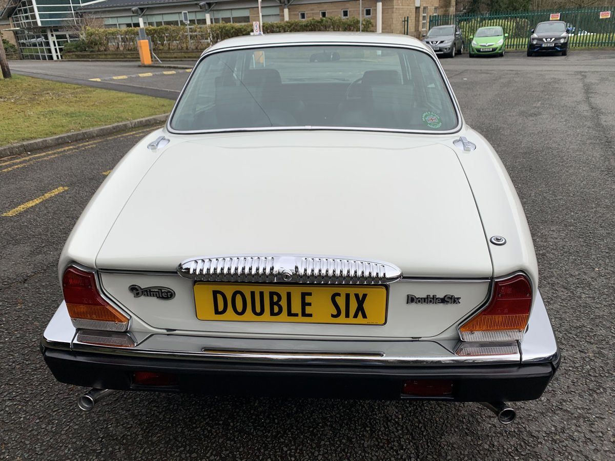 1991 DAIMLER DOUBLE SIX For Sale (picture 11 of 19)