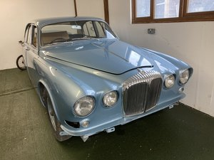 Picture of 1968 STUNNING RARE DAMILER PROJECT TO FINISH LOW RECORDED MILES For Sale
