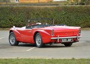 Picture of 1963 Daimler SP250 B Specification For Sale by Auction