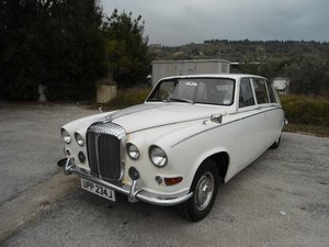 Picture of 1962 Daimler Limousine Vandenplas For Sale