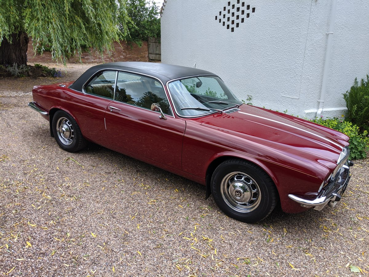 1977 DAIMLER SOVEREIGN XJ6 COUPE For Sale (picture 3 of 12)