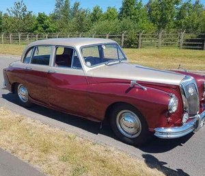 Picture of 1960 Daimler Majestic For Sale by Auction