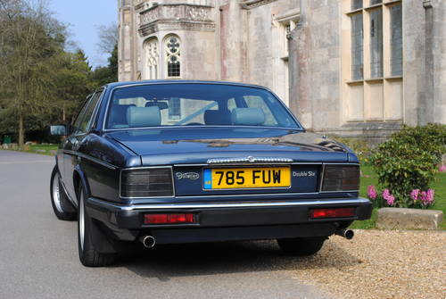 1993 Daimler Double Six wedding car For Hire (picture 5 of 6)