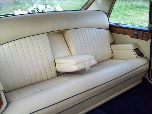 1979 Daimler 7 seat Limousine For Hire For Hire (picture 2 of 2)