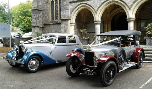 1937  Wedding Cars Torbay For Hire (picture 6 of 6)
