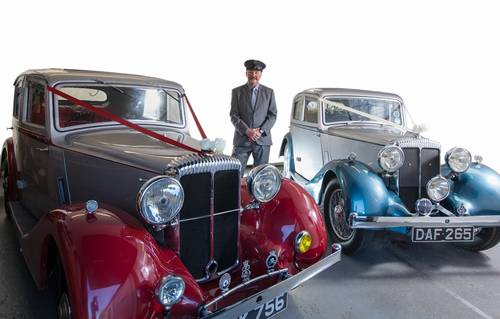 1937  Wedding Cars Torbay For Hire (picture 1 of 6)