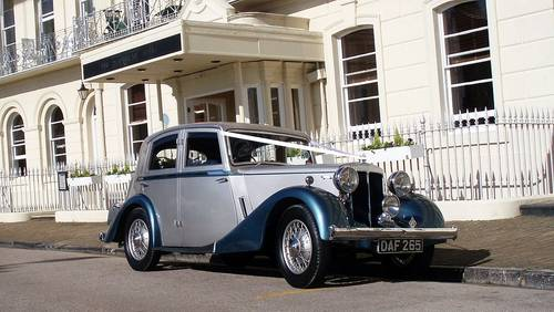 1937  Wedding Cars Torbay For Hire (picture 2 of 6)