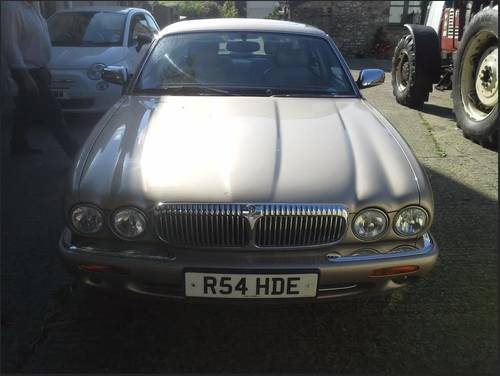 1998 daimler super v8  one owner For Sale (picture 1 of 5)