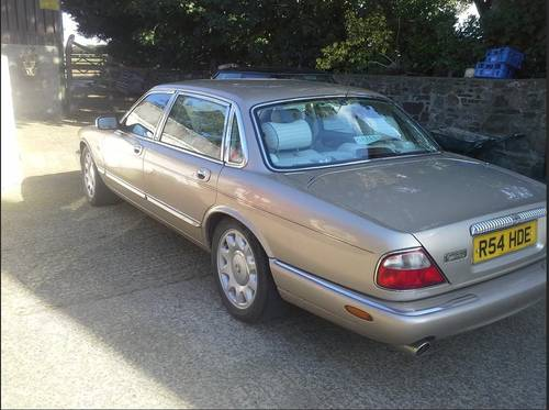 1998 daimler super v8  one owner For Sale (picture 3 of 5)