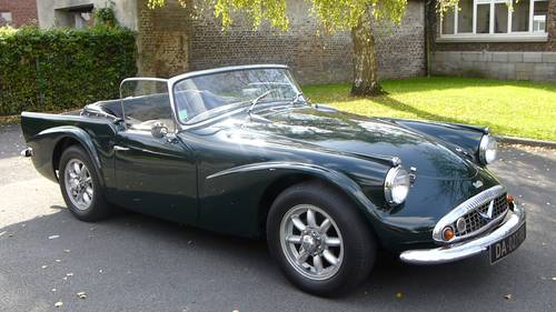 Daimler SP 250 - LHD - B spec. 1961 SOLD (picture 1 of 2)