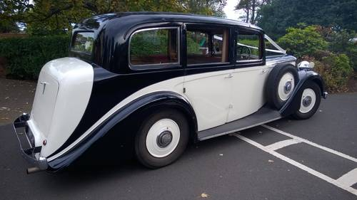 1938 Vintage Daimler EL24 Limousine SOLD (picture 3 of 6)