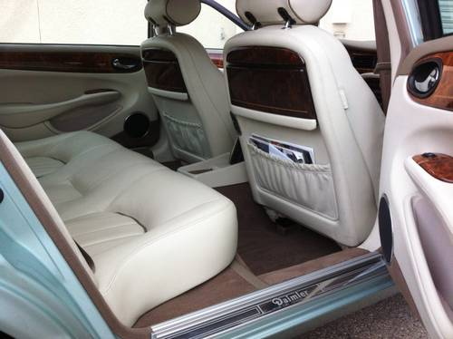 1998 DAIMLER 8 X300 V8 LIMOUSINE For Sale (picture 5 of 6)